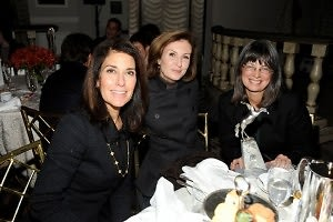 Marsha Perelman, Elizabeth Bradham, Alayne Marker
