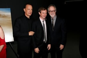 Tom Hanks, Spike Jonze, Gary Goetzman