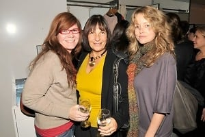 Hannah Flynn, Grace Becker, Anne Hulett