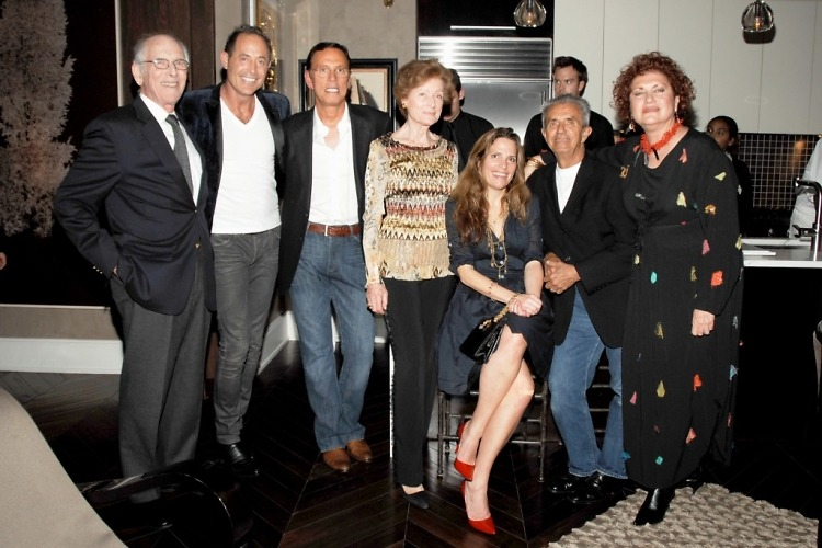 James LeBell, Michael Stern, Ken Alpert, Dawn LeBell, Lynda Stern, Gene Fedorko, Dr. Marlena Vega