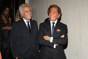 Giancarlo Giammetti, Valentino Garavani