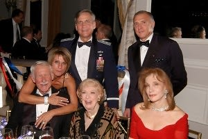 Bob Frederick, Chip Page, Joyce Randolph
