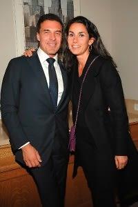 Andre Balazs, Charlotte Sarkozy