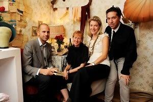 Claude Morais, Wendy Wurtzburger, Wendy Brown, Brian Wolk