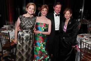 Martha Bograd, Jacqueline Weld Drake, Michel Langlais, Mercedes Levin