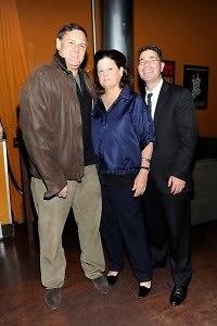 Craig Hatkoff, Anne Keating, Tony Spring