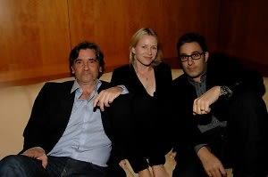 Griffin Dunne, Naomi Watts, Jason Weinberg