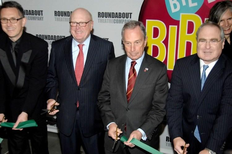Mayor Michael Bloomberg,