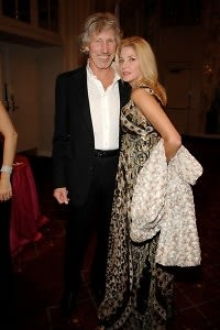 Roger Waters, Candace Bushnell