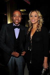 Kevin Liles, Erica Taylor