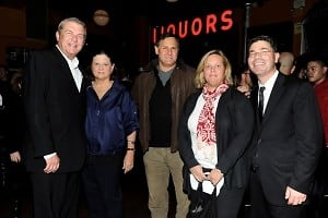 Jack Hruska, Anne Keating, Craig Hatkoff, Nancy Schafer, Tony Spring