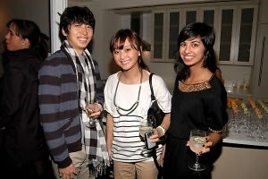 David Cho, Connie Wang, Fiona Mehta