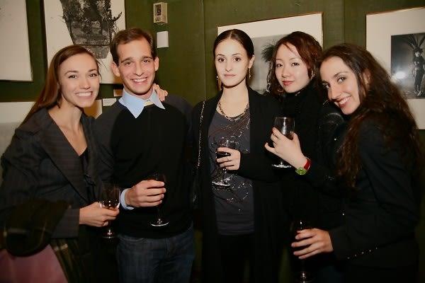 Craig Salstein, Melanie Hamrick, Zhong-Jing Fang, Nicole Granier