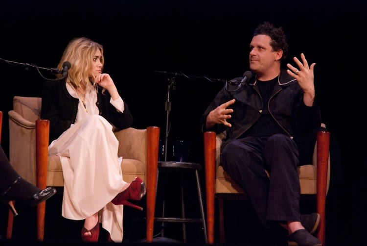 Ashley Olsen, Isaac Mizrahi