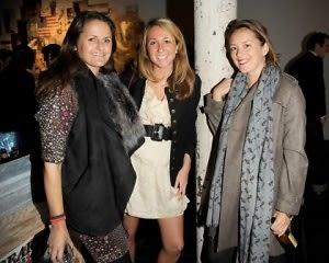 Fiona Thomas, Lindsey Schickner, Sarah Cristobal