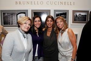 Blanca Gobo, Cynthia Amato, Jovanta Manfredi, Natasha Coronna