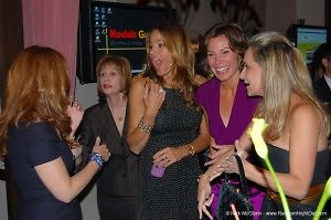 Jill Zarin, Kelly Bensimon, Countess LuAnn de Lesseps, Sonja Morgan