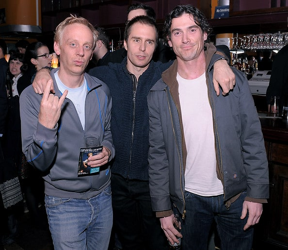 Michael White, Sam Rockwell and Billy Crudup