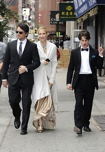 Matthew Settle, Kelly Rutherford, Connor Paolo