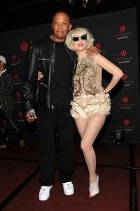 Dr. Dre,  Lady Gaga