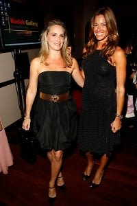 Sonja Morgan, Kelly Bensimon