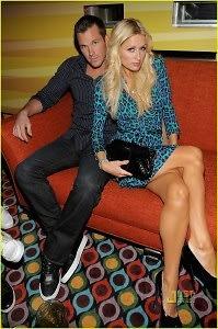 Doug Reinhardt, Paris Hilton
