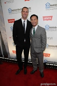 Rob Smith, B.D. Wong