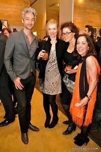 Fendi Book Launch Party for John Baldessari