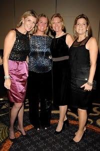 Patti Fast, Sarah George, Maureen Chilton, Julie Graham