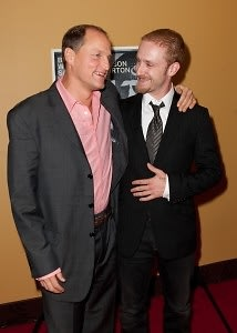 Woody Harrelson and Ben Foster