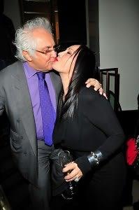 Tony Shafrazi, Eva Chow