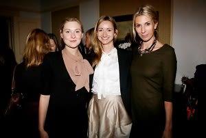 Nina Freudenberger, Melanie Berliet, Anastasia Rogers