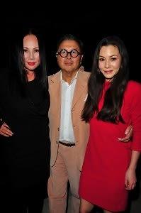 Eva Chow, Michael Chow, China Chow