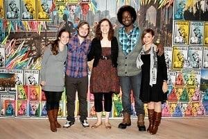Freesia Levine, Josiah Lamerson, Jennifer Nitsch, Sean Porter, Amy Bait