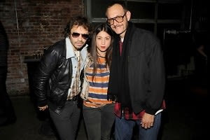Olivier Zahm, Jenn Brill, Terry Richardson