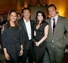 Anisha Lakhani, Daniel Padilla, Kimberly Guilfoyle, Addison O'Dea