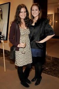Kristin Harris, Emily Morrison