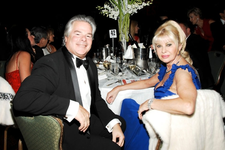 Richard Soloway, Ivana Trump