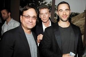 Ross Bleckner, Calvin Klein, Eric Freeman