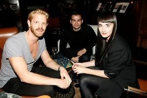 Alistair Guy, Wayne Smith, Hannah Marshall