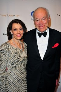 Evelyn Lauder, Leonard Lauder