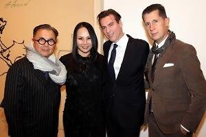 Michael Chow, Eva Chow, David Maupin, Stefano Tonchi