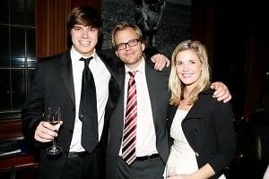 Bart Seydel, Matt Petersen, Monica Perry