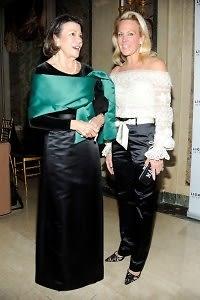 Princess Marina Sturdza of Romania, Muffie Potter Aston