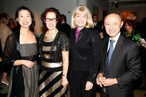 Audrey Chun, Joanie Danielides, Terry Fulmer, Al Siu