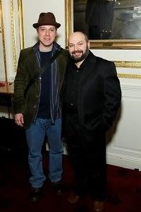 David Kaplan, Gregory Korostishevsky