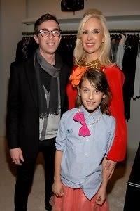 Christopher Pastor, Tracy Stern, Chloe Stern