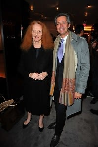 Grace Coddington, Carlos Souza