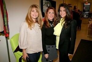 Eileen Himmel, Susan Janowitz, Jaimee Bloom