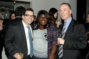 Andy Blacker, Gabourey Sidibe, Matthew Kearney